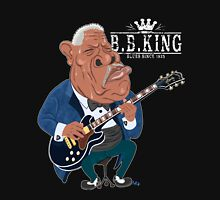 THE KING OF THE BLUES Unisex T-Shirt