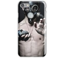 Put your camera down slowly iPhone Case/Skin