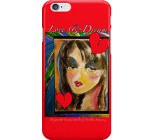 Love & Dream x iPhone Case/Skin