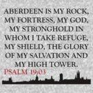 Psalm 19:03 by givemeone