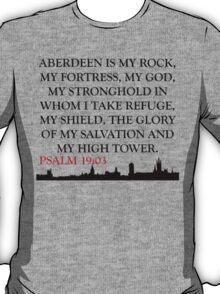 Psalm 19:03 T-Shirt