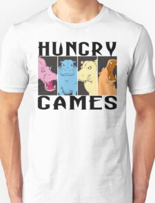 Hungry Hippo Games T-Shirt