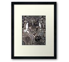 Relic Framed Print