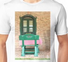 old house vintage Unisex T-Shirt