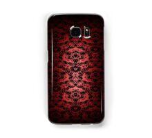 Regal Red Lace Galaxy Case Samsung Galaxy Case/Skin