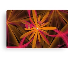 The Coming of Spring Canvas Print