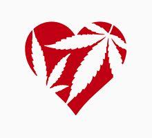 Marijuana Heart T-Shirt