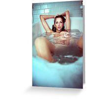 Bathing Beauty #3 Greeting Card