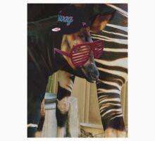 douchey okapi by itsallajoke