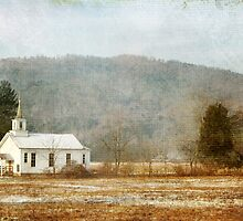 Old Country Church by NicholeRenee