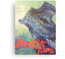 Otachi - Pacific Rim Poster Canvas Print