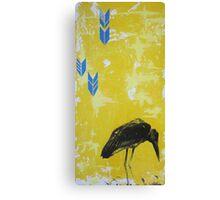 Stork  Canvas Print