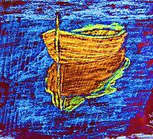 """""""Blue Daze"""" by Carter L. Shepard by echoesofheaven"""
