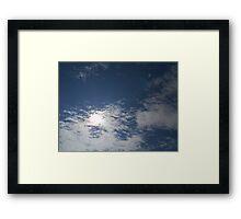 ©TSS The Sun Series XI Framed Print