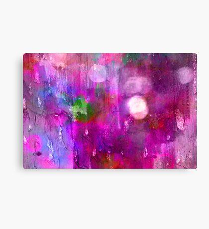 midnite Purple Canvas Print