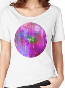 midnite Purple Women's Relaxed Fit T-Shirt