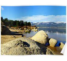 Cascade Lake... Cascade, Idaho Poster