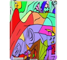 Brazil Artis Rodrigo Exclusive Art iPad Case/Skin