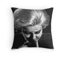 Admiral Janeway Throw Pillow