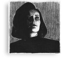Captain Kathryn Janeway Canvas Print