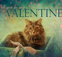 Will You Be My Valentine? by Lynn Starner