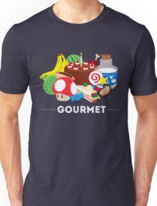 Gourmet - Video Game Food Tee Unisex T-Shirt