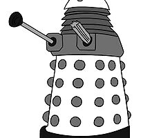 Dalek Doctor Who by rwang