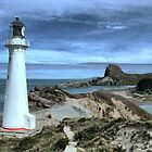 The Castle Point Light by cullodenmist