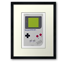 game boy hand held Framed Print