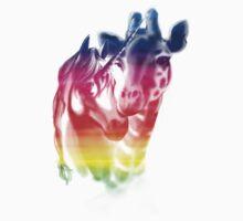 Giraffes Will Always Love Unicorns by webgeekist