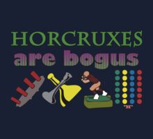 Horcruxes are bogus by missdemeanor