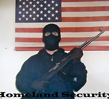 Homeland Security by Tucojuanramiro