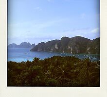 Phi Phi Island - Thailand by anth0888
