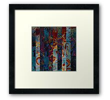 Metal Mania - No.6 Framed Print