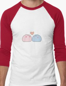 Dango Love Clannad Men's Baseball ¾ T-Shirt