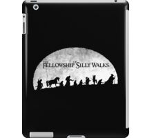 The Fellowship of Silly Walks iPad Case/Skin