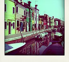 Burano - Venice - Italy by anth0888