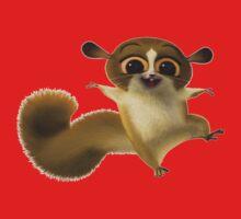 Madagascar Lemur Funny Cute Kids Tee