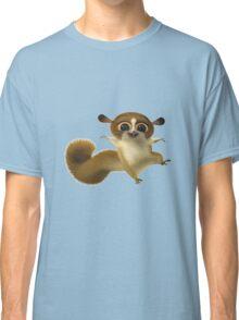Madagascar Lemur Funny Cute Classic T-Shirt