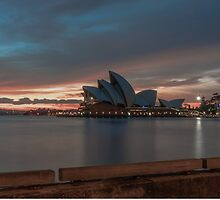 """Sydney"" Opera House by Toni McPherson"