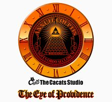 Eye of Providence clock Unisex T-Shirt