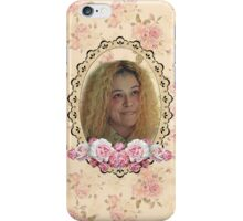 Floral Helena - Orphan Black iPhone Case/Skin
