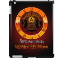 Eye of Providence clock iPad Case/Skin