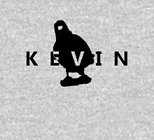 Kevin, the pigeon (in black) Unisex T-Shirt