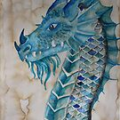 Water Dragon by Maddy Storm