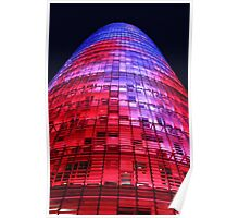 Torre AGBAR(2) Poster