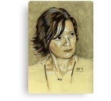 Jules Canvas Print