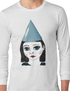 Lonely Girl has a party Long Sleeve T-Shirt