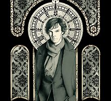 Sherlock by France Mansiaux