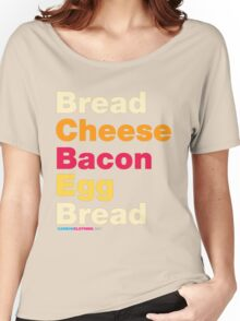 American Fave Sandwich Women's Relaxed Fit T-Shirt